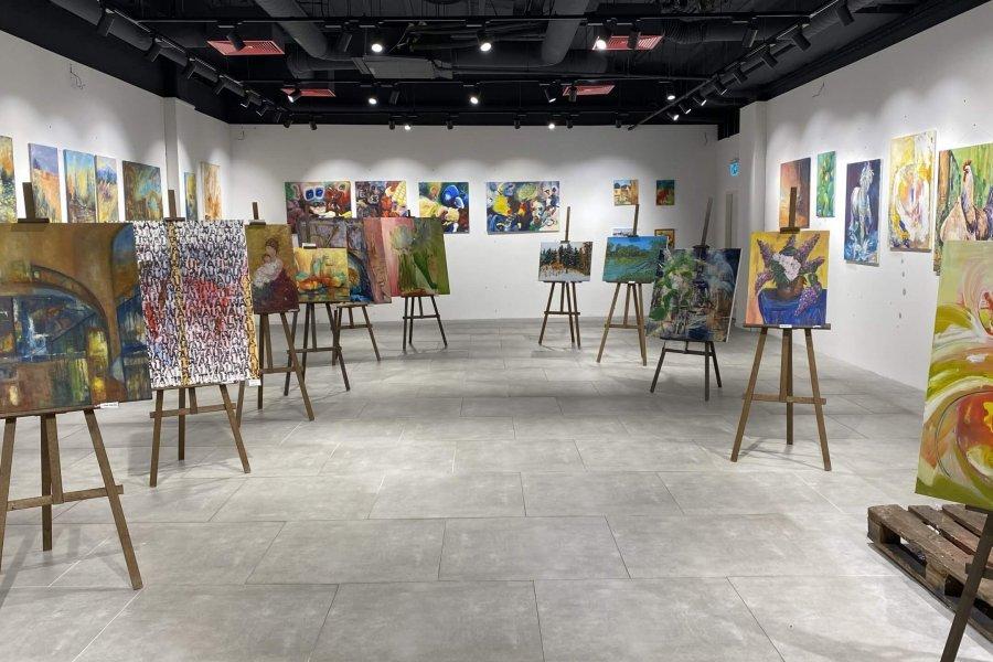 Výstava ART Kjub