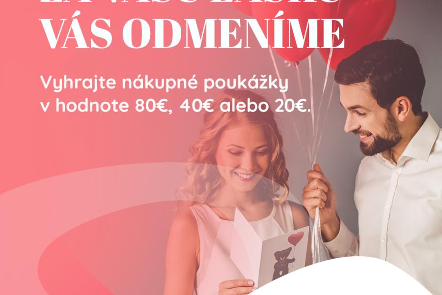 Valentínska súťaž